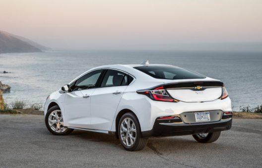 Volt carro híbrido da GM