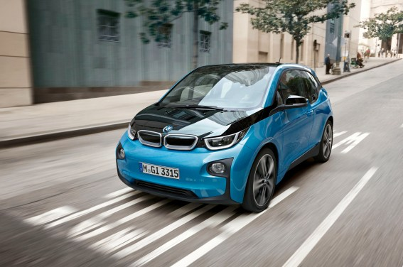 estacionamento automático BMW