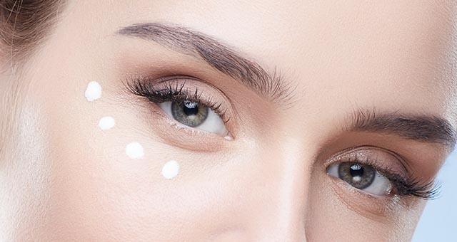 What is ice cream? And the use of eye creams