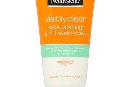 Neutrogena Visibly Clear Spot Proofing 2 In 1 Wash Mask 150ml in Bangladesh