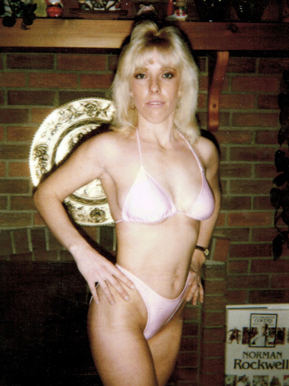 Polaroid Fuck - Posing For The Polaroid in 1985 | Carol Cox: Diary Of An ...