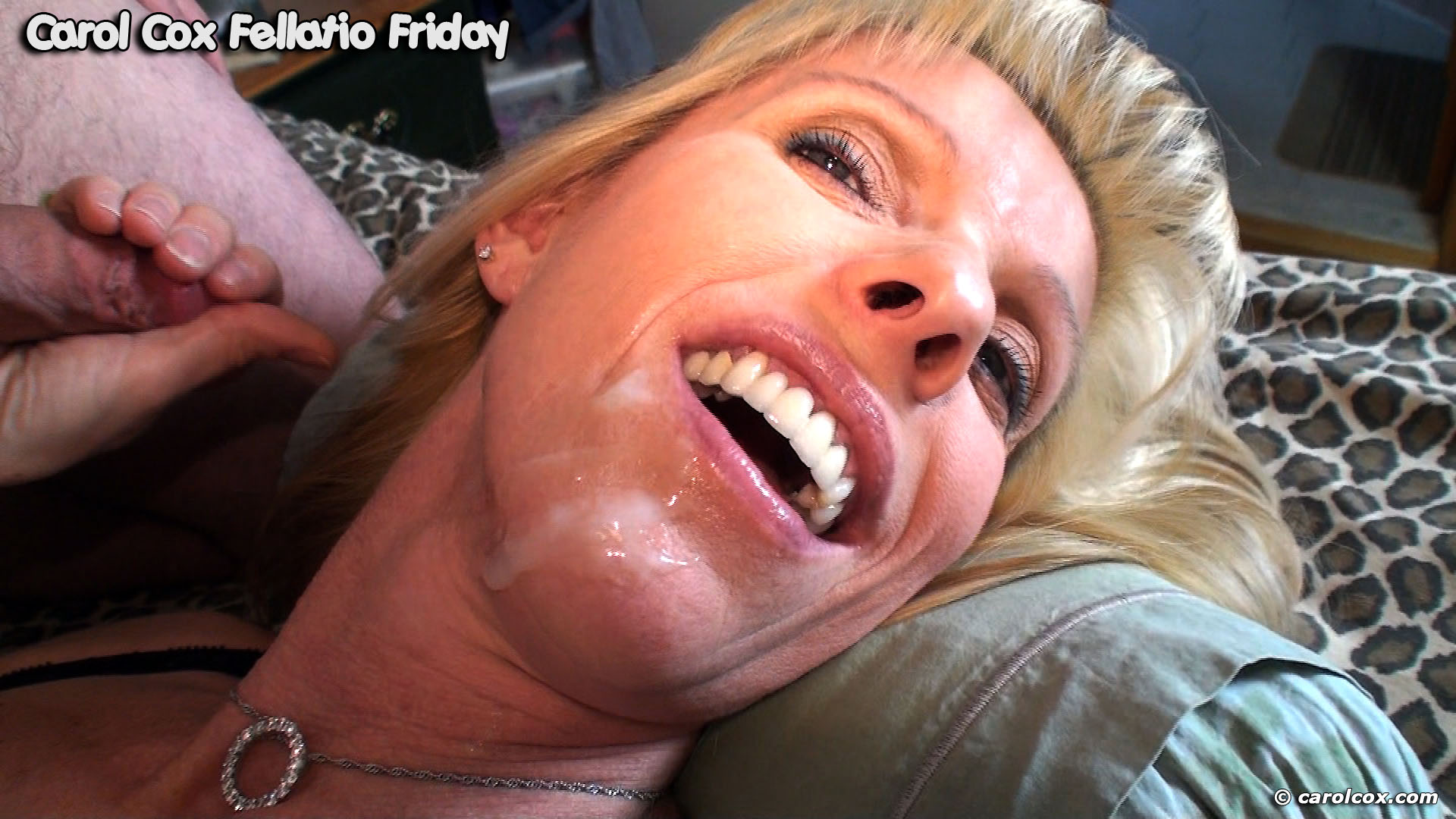 Carol cox goes squirt squirt squirt - 2 4