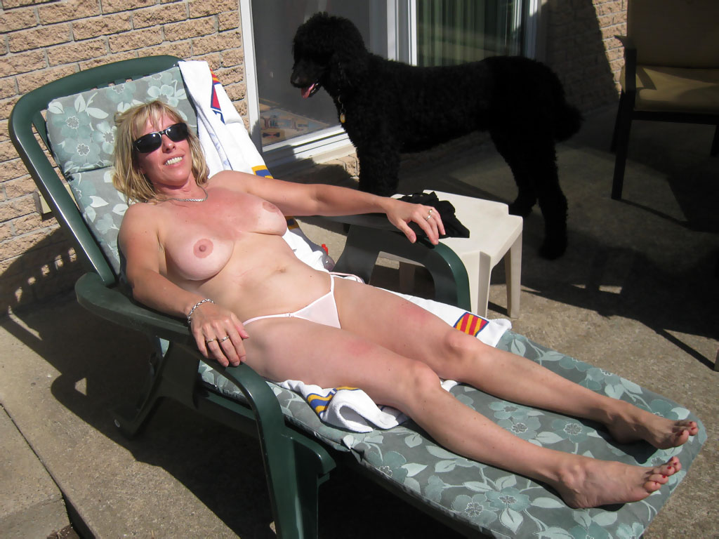 Another Great Suntan Day  Carol Cox Diary Of An -7856