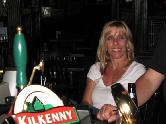 Carol Cox at McKibbins Pub
