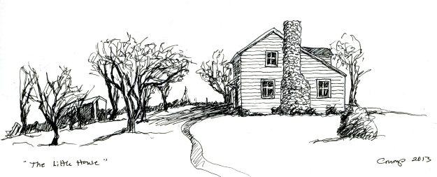 """The Little House,"" Carol Crump Bryner, 2013"