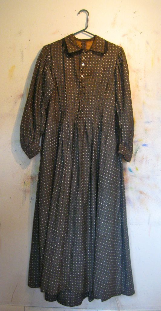 Dress from the farm