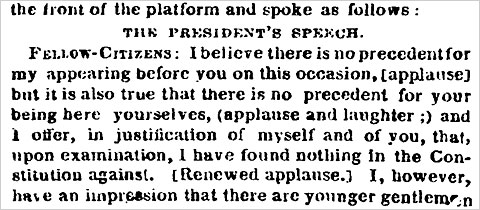 alguns consideram o primeiro uso de emoticon, ainda no ano de 1862