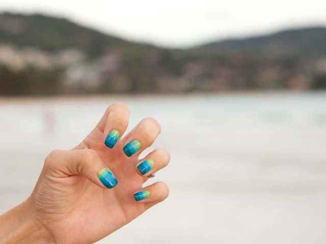 dicas manicure verão