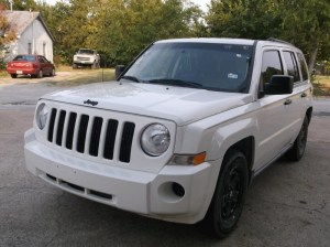 Jeep-Patriot-Dallas TX