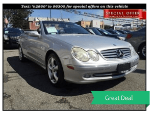 Mercedes-Benz CLK New York