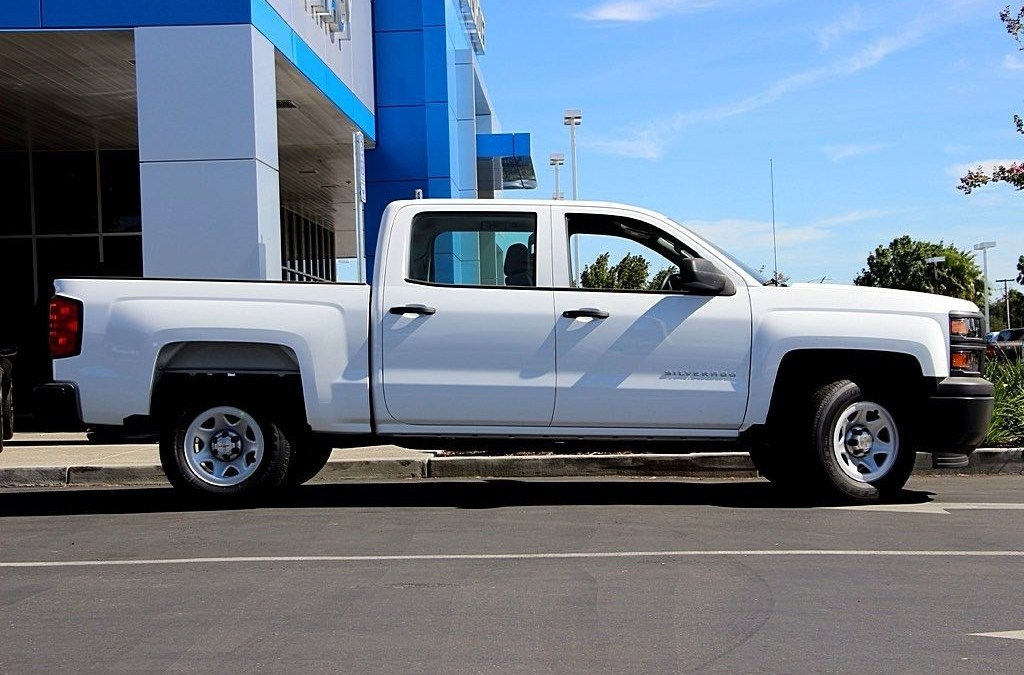 The Most Boring Article About the Chevy Silverado You'll Ever Read