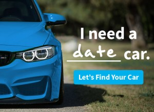 I need a date car ad