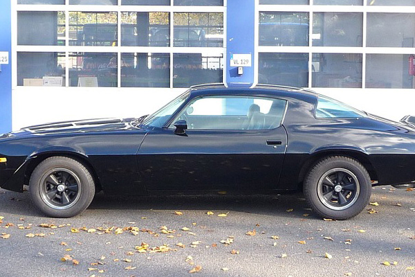 Everything You've Ever Wanted To Know About the Chevy Camaro