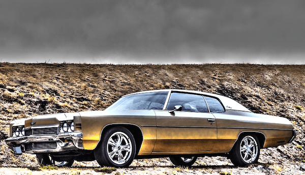 Evolution of…. The Chevy Impala