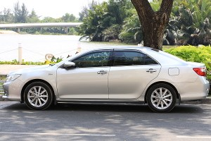Toyota Camry best selling car