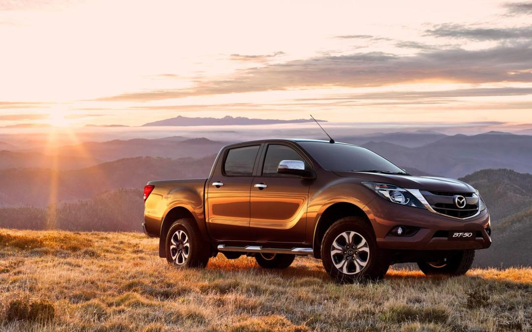 Mazda And Isuzu Team Up For a Pickup