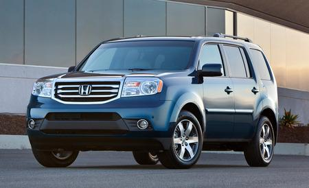 Let's Go Camping with the Honda Pilot