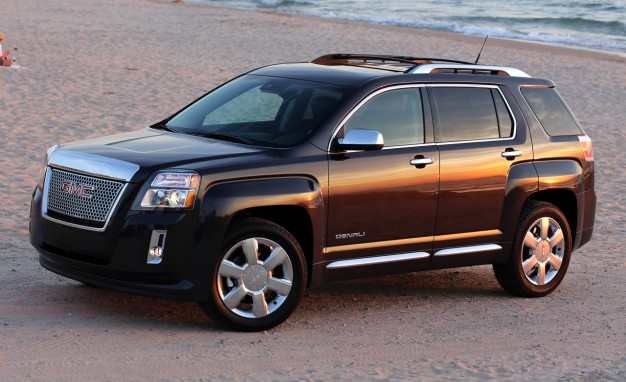 The Evolution of the GMC Terrain to SUV Perfection