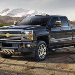 Leave the Dirty Work to the Chevy Silverado 2500
