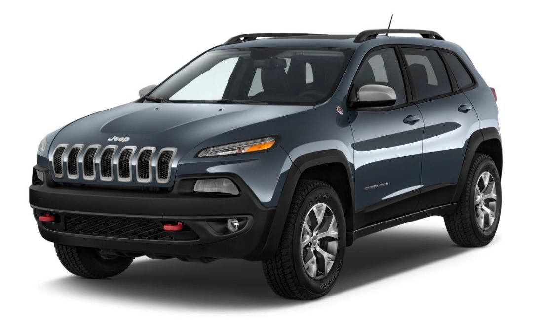 Jeep Cherokee, where were you for 14 years?!?