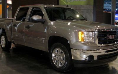 GMC Sierra: Rugged and Dependable