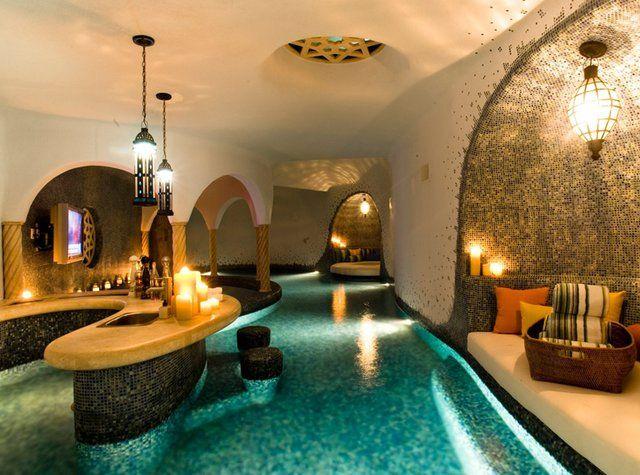 Gallery dieci straordinarie piscine coperte  Casait