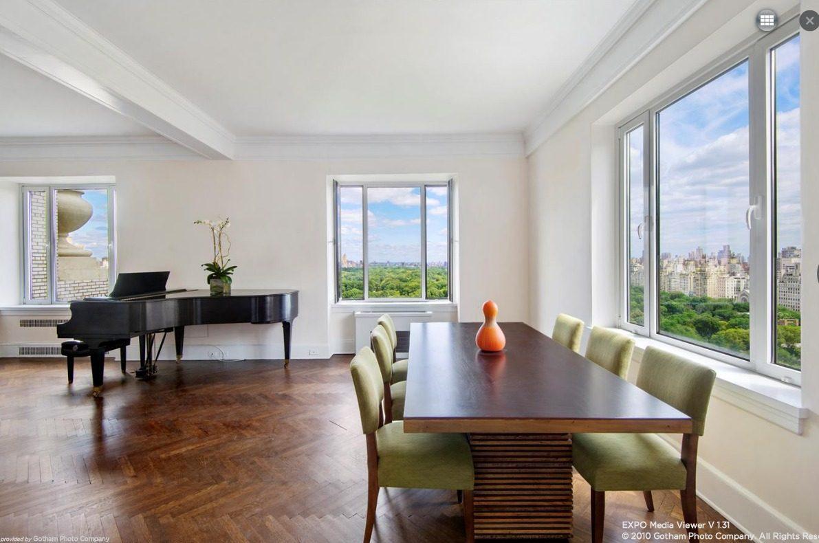 New York in vendita lappartamento di Pavarotti  Casait