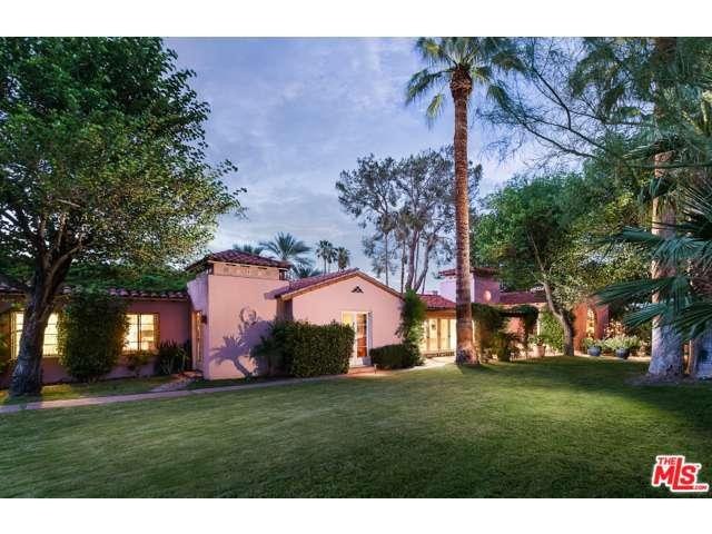 In vendita la villa di Clark Gable  Casait