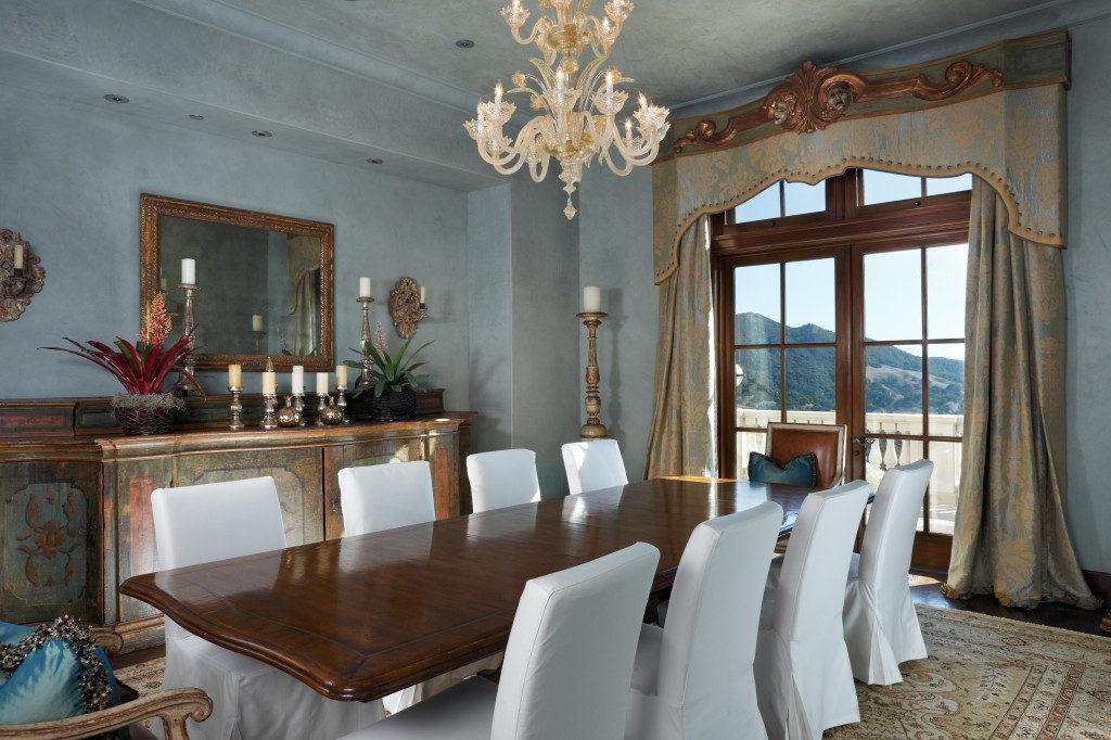 Napa Valley in vendita Villa Sorriso la villa di Robin