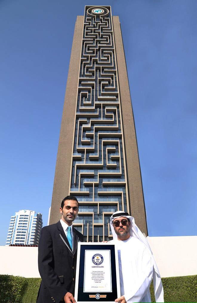 Il labirinto pi grande del mondo  un grattacielo  Casait