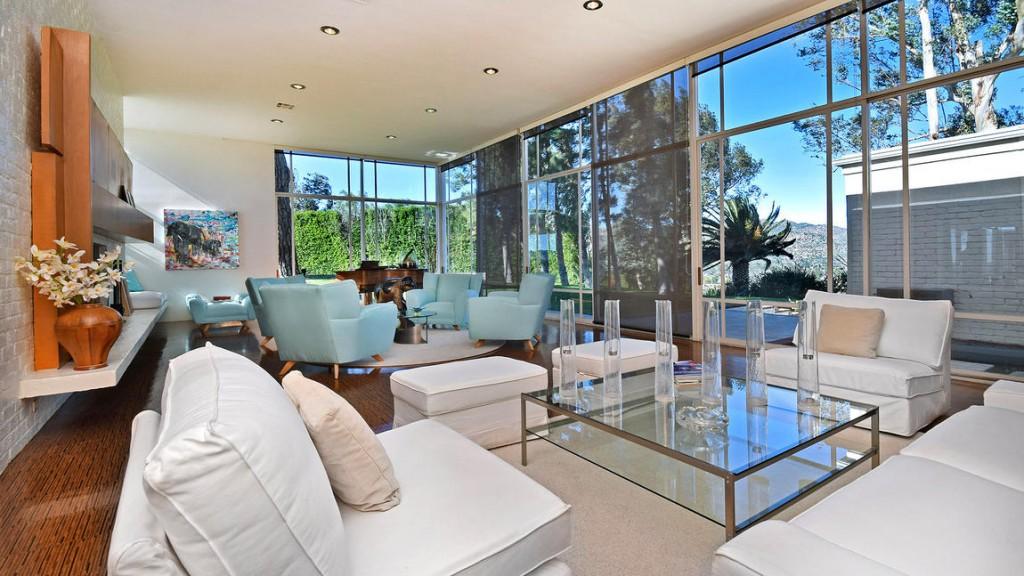 Frank Sinatra in vendita la villa di Chatsworth  Casait