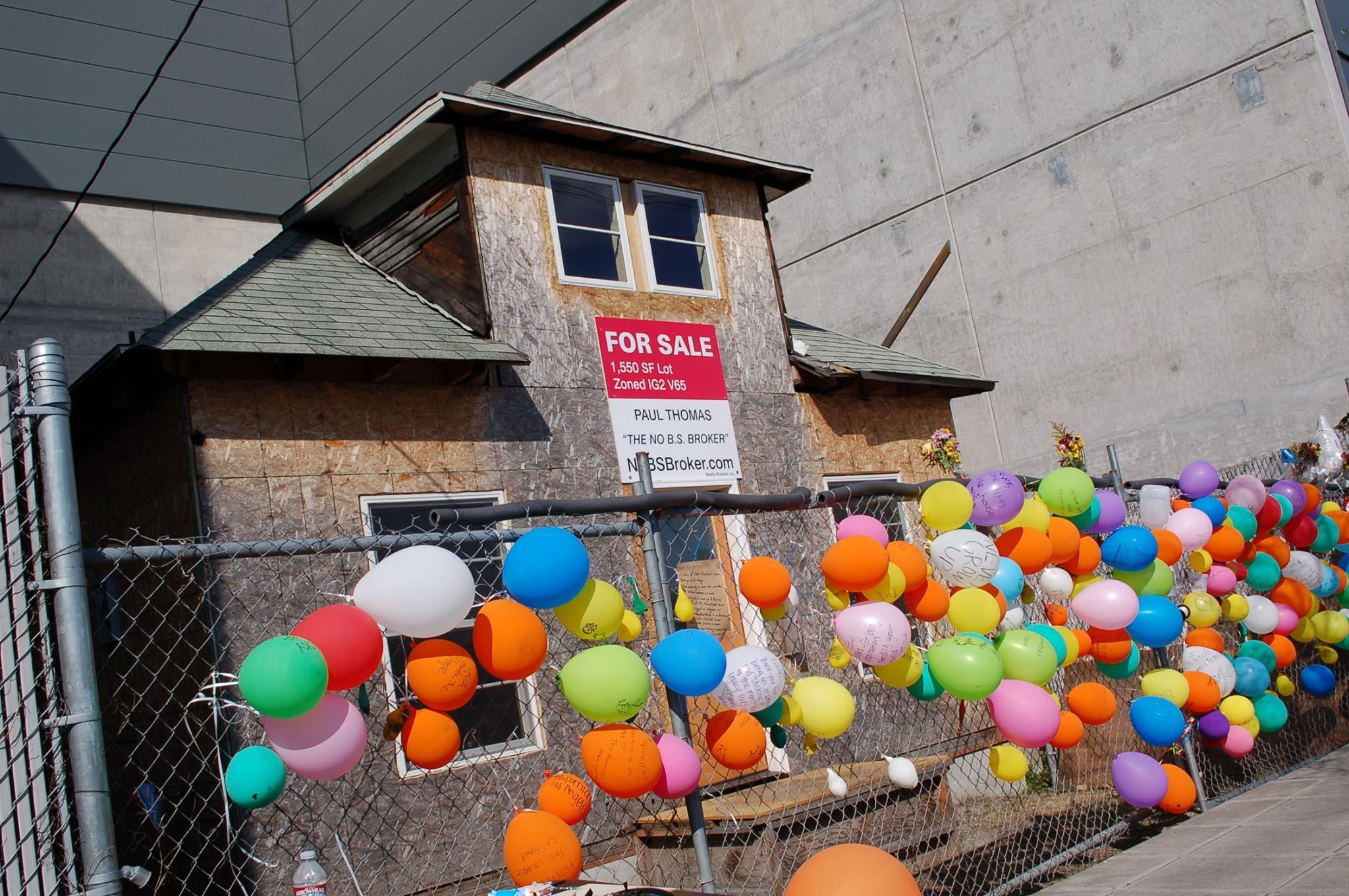 La vera casa di Up in vendita ora rischia la demolizione  Casait