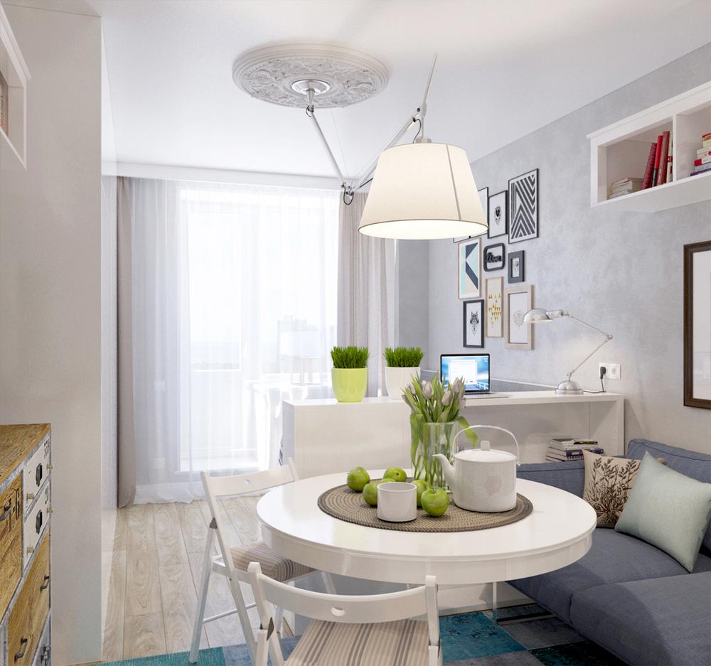 Arredare piccoli spazi lappartamento extrasmall di 25 mq perfetti  Casait