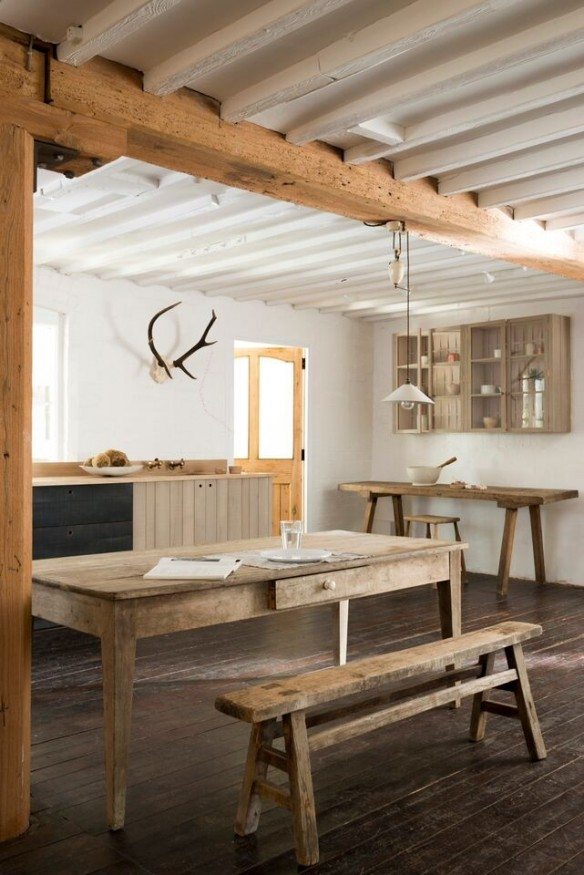 Cucine in stile rustico contemporaneo  Casait