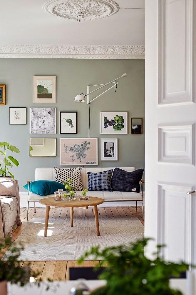 Scegliere il colore per le pareti e i rivestimenti della cucina ti sembra difficile? I 6 Colori Di Tendenza Per Le Pareti Di Casa Colore Torino