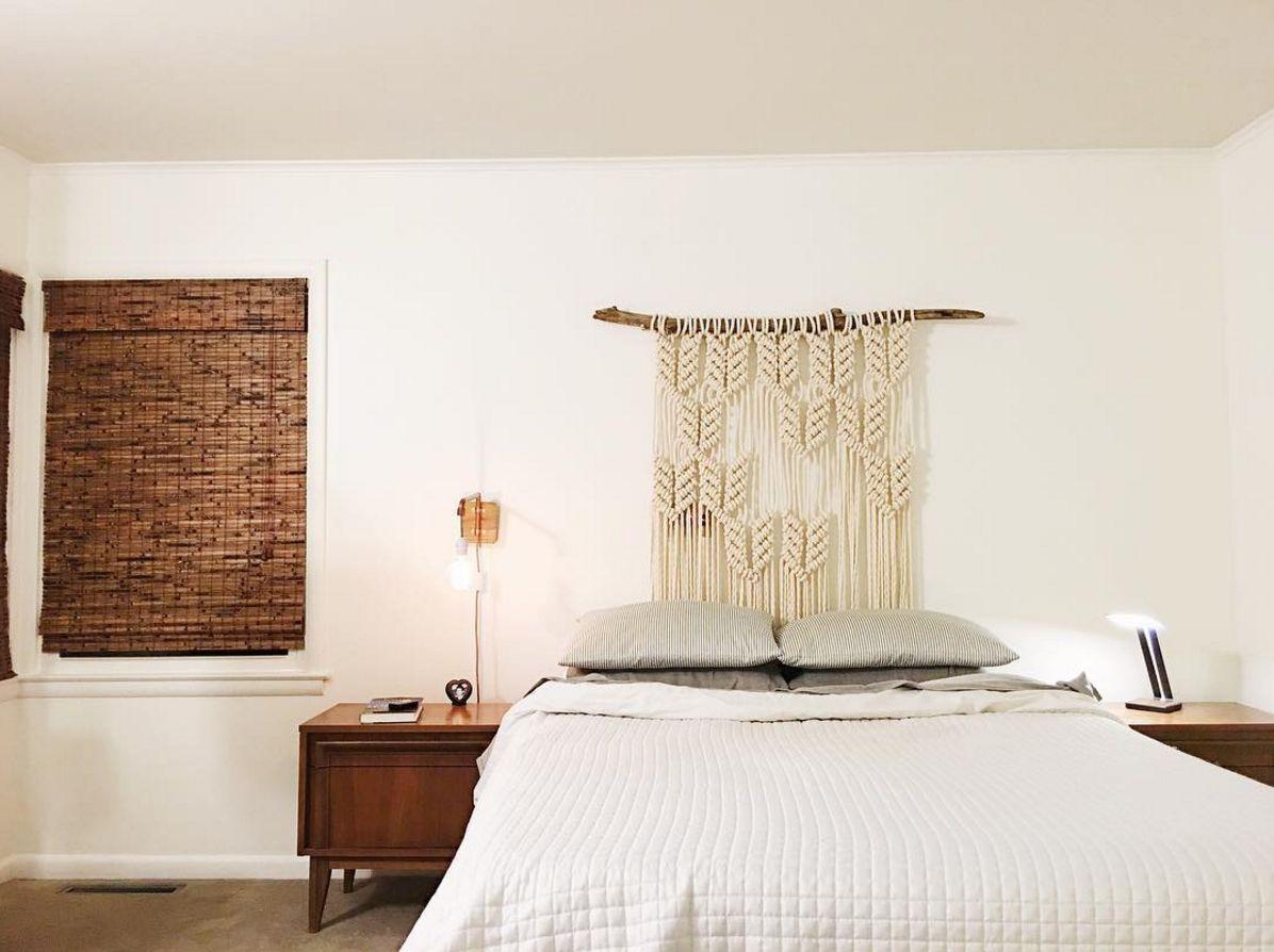 21 idee per una testata del letto alternativa  Casait