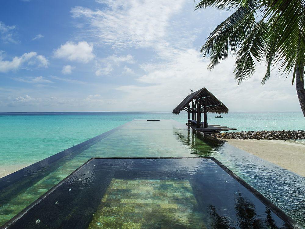 Le piscine pi belle del mondo  Casait
