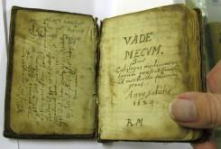 antico testo con vademecum