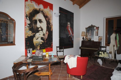 dimore d'artista: casa museo Alda Merini