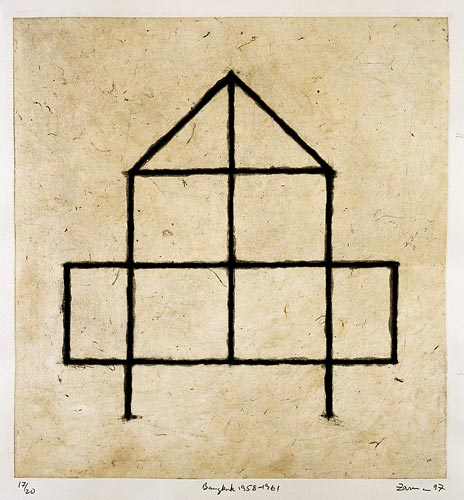 La planimetria della casa diventa arte casanoi blog for Planimetrie della casa texas