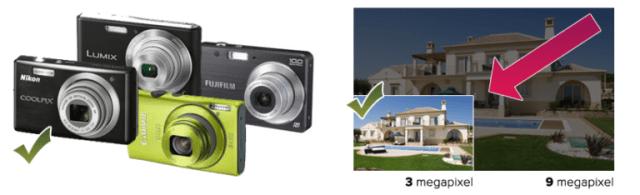 consigli per fotografare casa