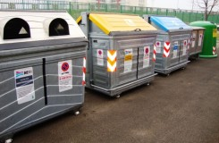 tassa sui rifiuti cassonetti raccolta rifiuti