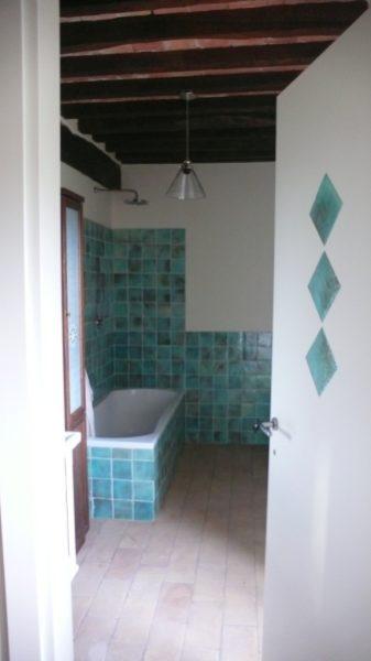 idee per ristrutturare una casa in campagna: il bagno dopo l'intervento