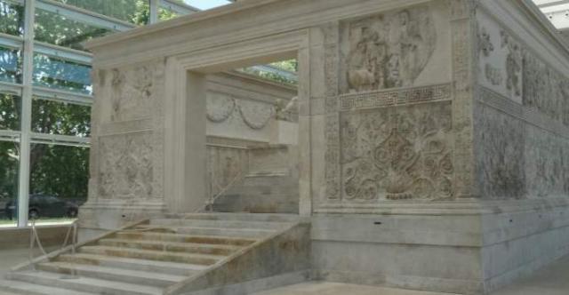 Richard Meier, museo dell'Ara Pacis Roma