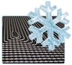 Impianto di raffrescamento a pavimento