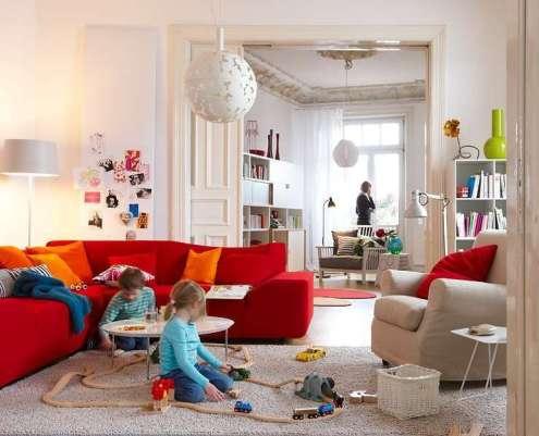 Rivestire divani e poltrone fai da te soggiorno con divano