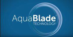 la tecnologia AquaBlade®