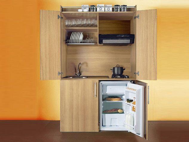 Mini cucine per monolocali: dalle cucine monoblocco alle ...