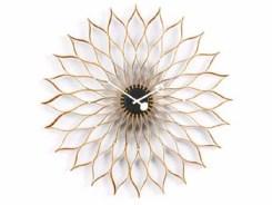 orologi da parete Sunflower di Vitra