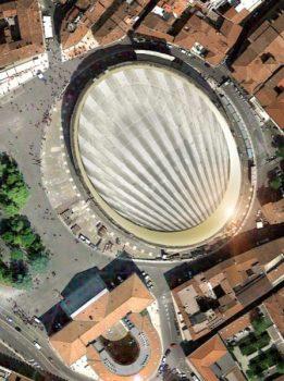 Arena di Verona copertura